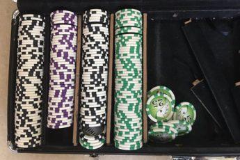 нелегальный покерный клуб