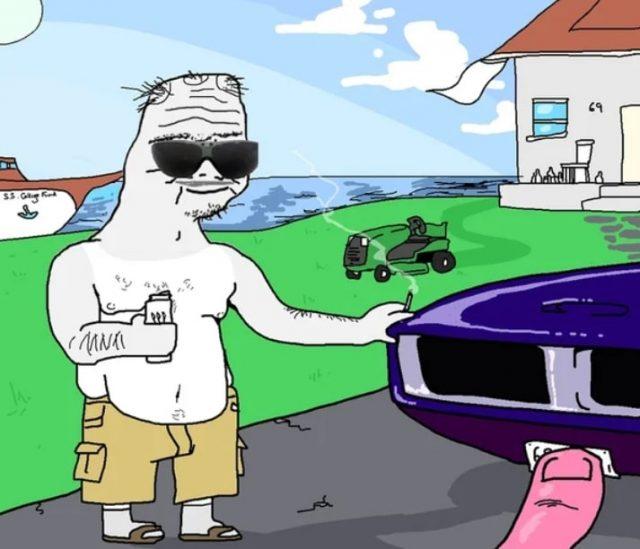 Бумер - человек