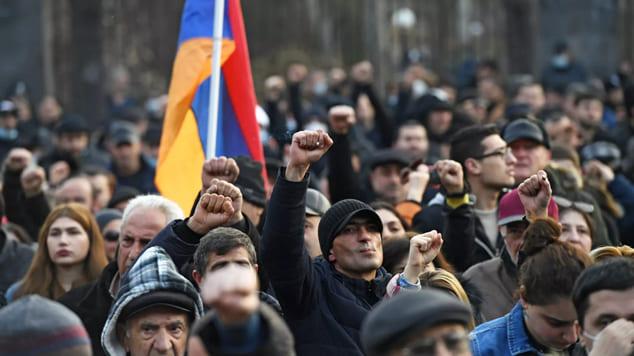 Что случилось в Армении