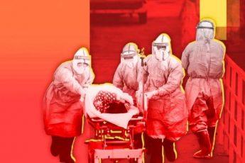 Данные по заразившимся и умершим от коронавируса