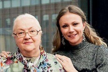 Мария Миронова о смерти матери