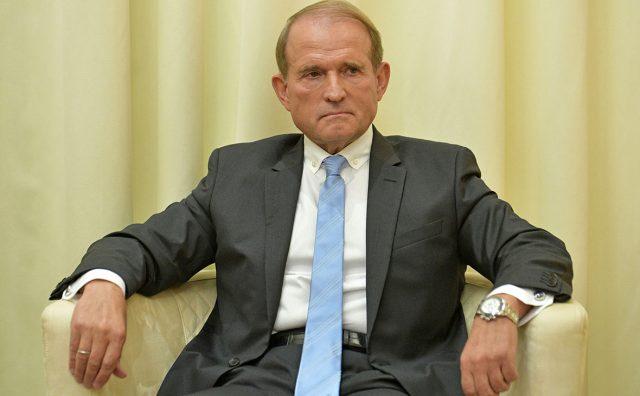 Медведчук получил санкции Украины