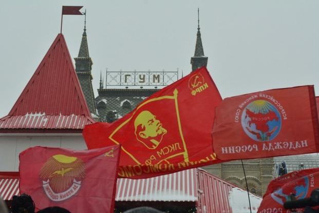 Митинг 23 февраля 2021 в Санкт-Петербурге