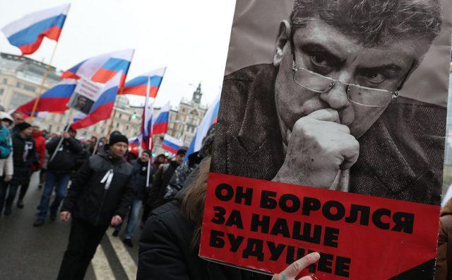Митинг 27 февраля 2021 в Москве
