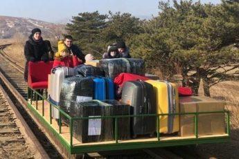 Почему российские дипломаты покинули КНДР на дрезине