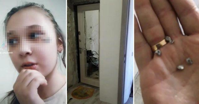Видео тикток где девочку в Чите застрелили через дверь