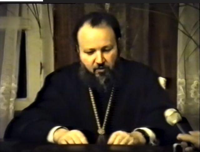 Япончик и патриарх Кирилл - фото сходства