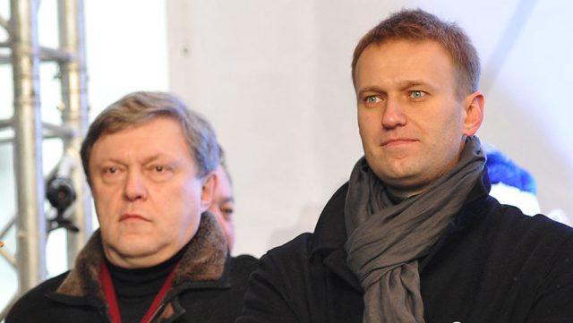Явлинский о Навальном 2021