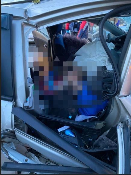 Авария на трассе Екатеринбург-Тюмень