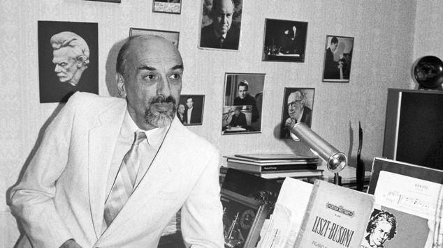 Дмитрий Башкиров пианист - биография