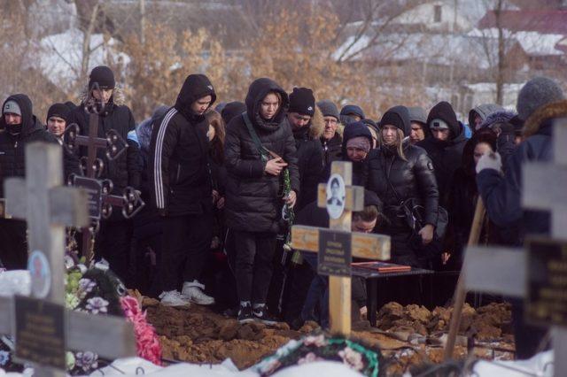 Курумоч Самара похороны погибших в ДТП
