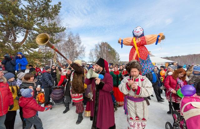Масленица в Томске 2021 - мероприятия