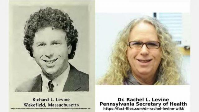 Рейчел Левин - фото до и после