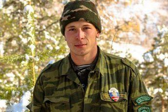 Сергей Красиков инспектор