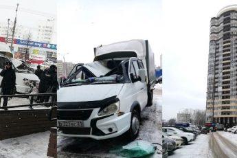 В Новочебоксарске мальчик выпал с балкона но не умер