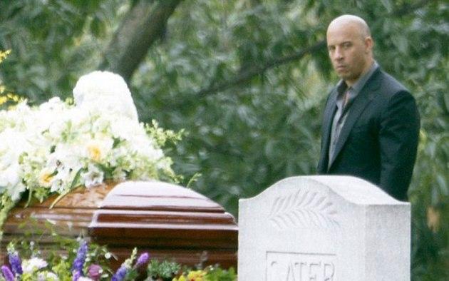 Вин Дизель умер