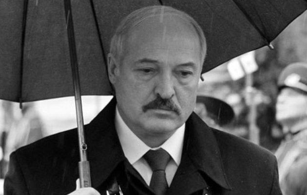 Александр Лукашенко умер