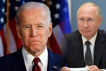 Байден позвонил Путину или наоборот