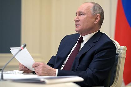 Что Путин ответил Зеленскому