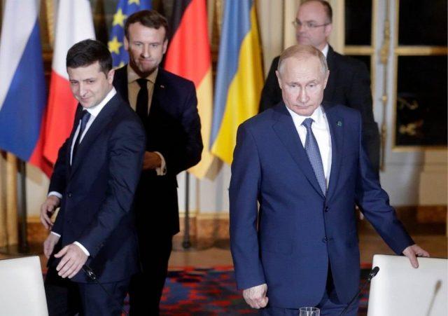Дата встречи Путина и Зеленского