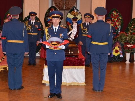 Евгений Шихов похороны