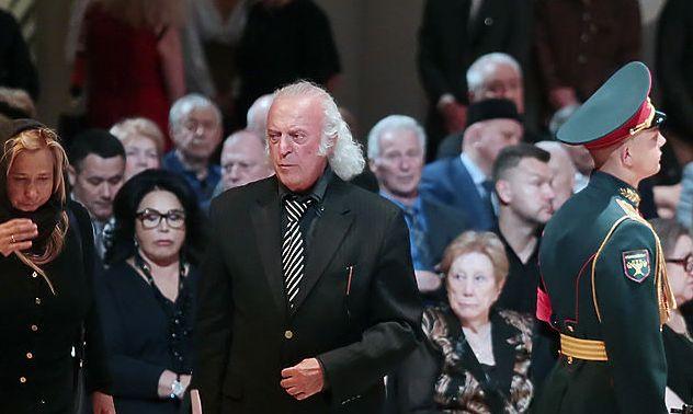 Илья Резник умер