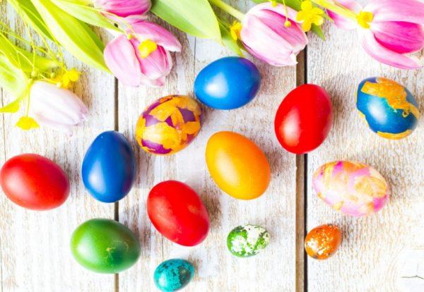 Когда надо красить яйца на Пасху 2021