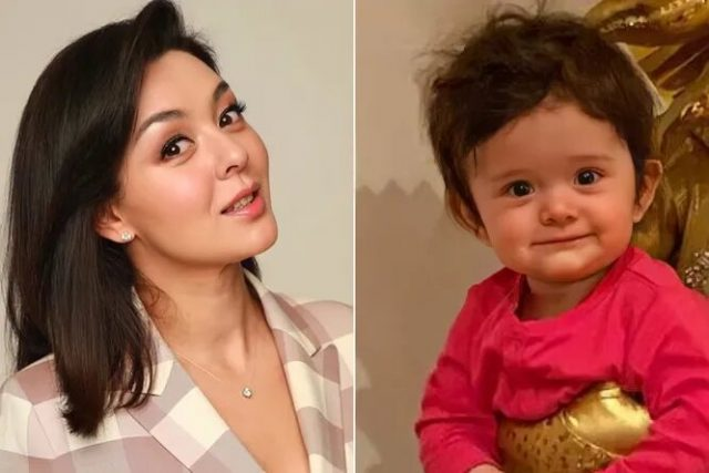 Марина Кравец и ее дочь