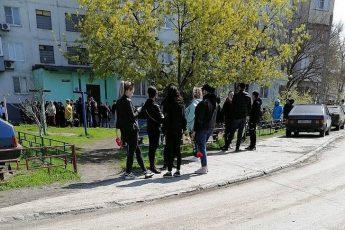 Мелик Меликсетян Новочеркасск похороны