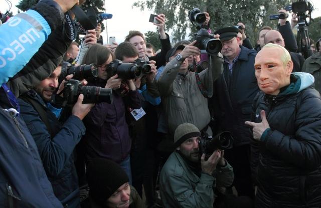 Митинг за Навального 21 апреля 2021 в СПБ