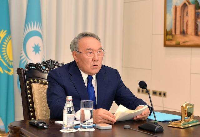 Нурсултан Назарбаев умер