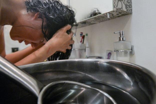 Отключение горячей воды в Воронеже в апреле 2021
