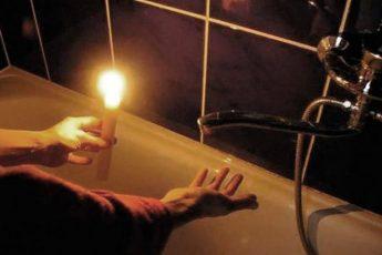 Отключение воды тепла света в Архангельске сегодня
