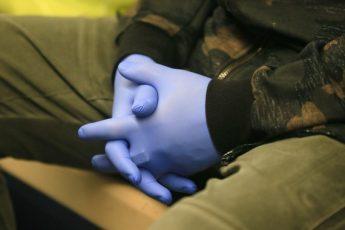 Отмена перчаточного режима в СПБ 2021