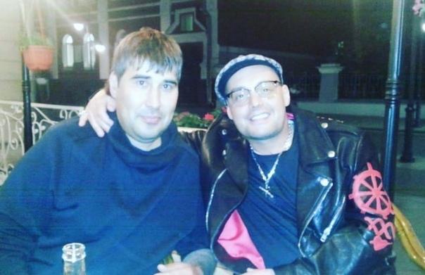 Умер друг Гуфа Андрей Хайдуров