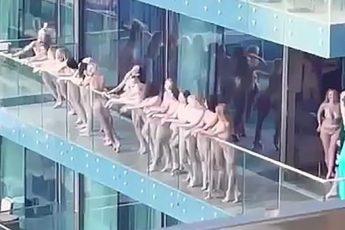 В Дубае задержали 10 россиянок