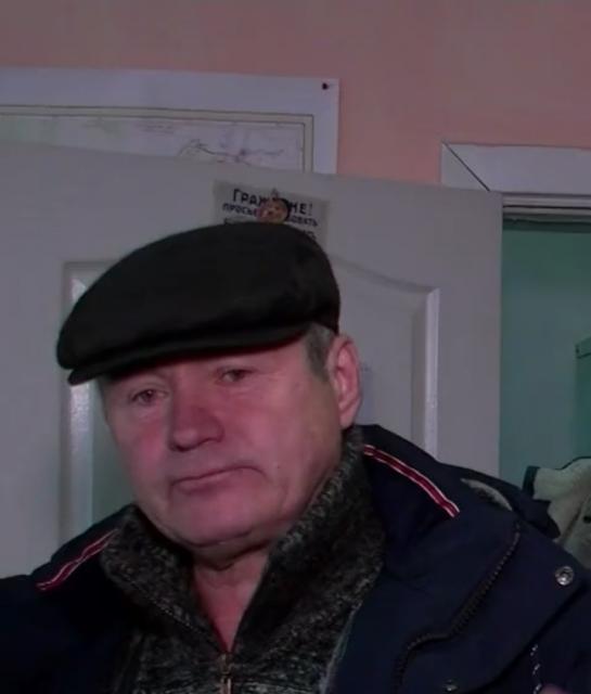 Вячеслав Раздобреев, отец убитого Виталия Раздобреева