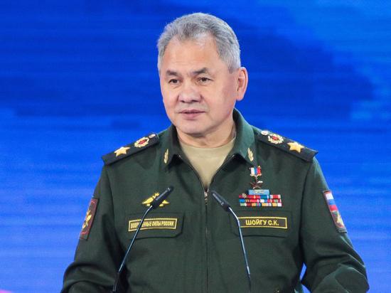 За что Сергей Шойгу получил звание Героя России