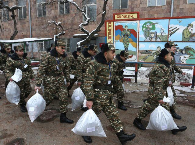 Закон о уклонистах в Армении