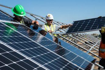 Комплекты для солнечных батарей