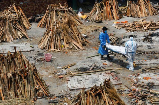 Коронавирусный шторм в Индии