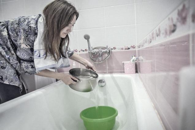 Отключение горячей воды в Сургуте 2021 график