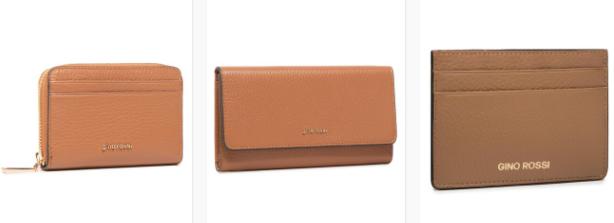 Простой и женственный кошелек