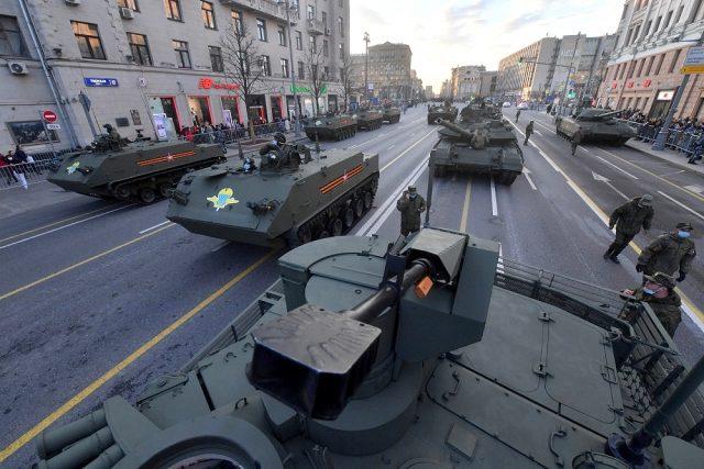 Тренировка парада Победы 2021 в Москве расписание