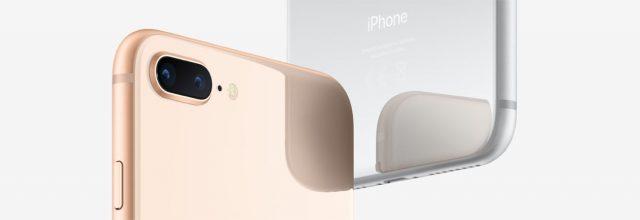 iPhone 8 - все еще популярен