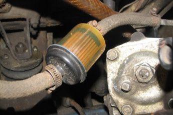 топливные фильтры в автомобиле