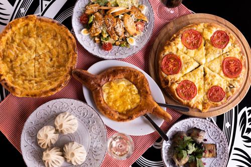 Грузинский ресторан «Алаверды»